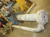 Metso VS100 L150 Before